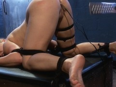 Lea Lexis & Lorelei Lee in Electro Anal Exploration - Electrosluts