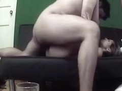Cock craving young whore favors a dude with a irrumation