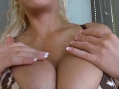 Hottest pornstars Karma Rosenberg, Candy Manson in Incredible Pornstars, Big Tits porn video