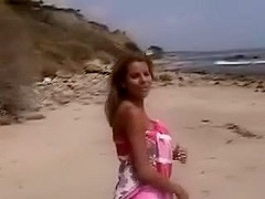 Exposed Beach - Admirable Exhibitionist Mastubating