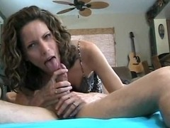 My impure wife 69 and cum play