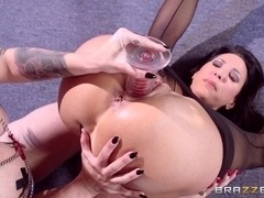 Hot And Mean: Wax and Cracks. Katrina Jade, Lezley Zen