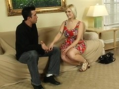 Siri & Billy Glide in My Wife Shot Friend