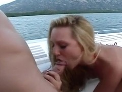Kicked Off The Lake For Fucking On Boat