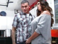 Alison Tyler & Clover in My Wife Shot Friend