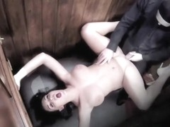 Curvy Emma Leigh fucked by a priest