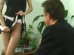 HornyOldGents Movie: Emmie A and Sebastian M