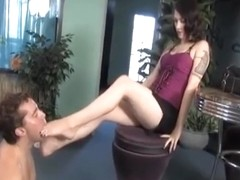 Mistress Sioux Sinner Foot Domination