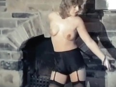 HONKY TONK WOMAN - vintage British strip dance tease