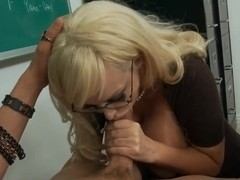 Brittany, is a wild sexy teacher, she want to be fucked in her cunt