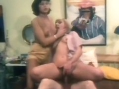Incredible Big Dick, Threesomes xxx scene
