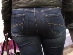 Milf with big and tight ass