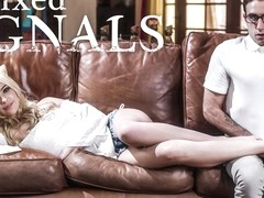 Kenna James in Mixed Signals - PureTaboo