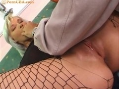 Beautiful Miltf getting Hard Assbanged
