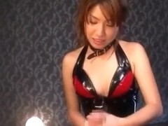 Best Japanese chick Sakura Nanami in Exotic Facial, Blowjob JAV video