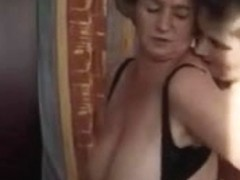 hawt granny in darksome nylons getting screwed