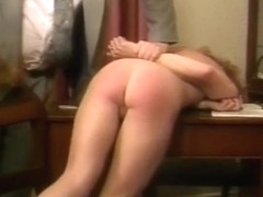 Amazing pornstar in hottest fetish, spanking adult movie