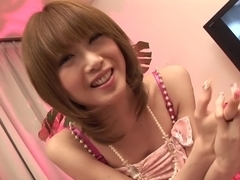 Amazing Japanese model Rika Sakurai in Hottest JAV uncensored Teen clip