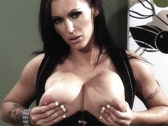 Big Tits at Work: Office 4-play IV