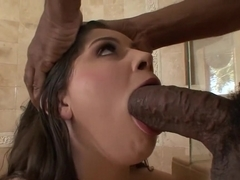 Exotic pornstar Amber Sky in fabulous deep throat, brazilian xxx video