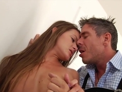 Incredible pornstar Abby Cross in Hottest Blowjob, Facial adult video