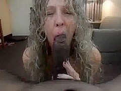 Older wife and BBC POV