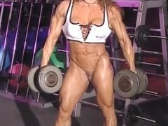 Best homemade Fetish, Muscular Women porn scene