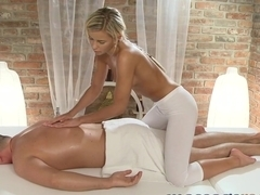 Crazy pornstar in Best Massage, Blonde adult movie