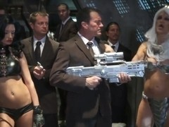 Men In Black A Hardcore Parody by Alektra Blue,  India Summer,  jessica drake,  Kaylani Lei,  Mist.