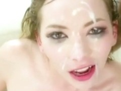 Cum covered fucking compilation 54
