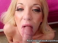 Povcastingcouch Clip: Amy Brooke