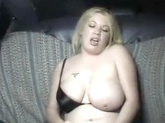 She keeps cumming, high as fuck! What a horny amateur interview solo!