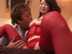 Sayoko Machimura in Machimura Sayoko is about to meet one of her online lovers - AviDolz