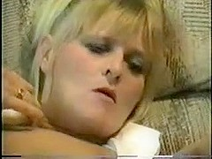 Mature blonde smoking fetish porno